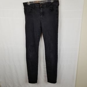 American Eagle Outfitters black jeggings size 12L